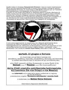 volantino go antifa 10 giugno