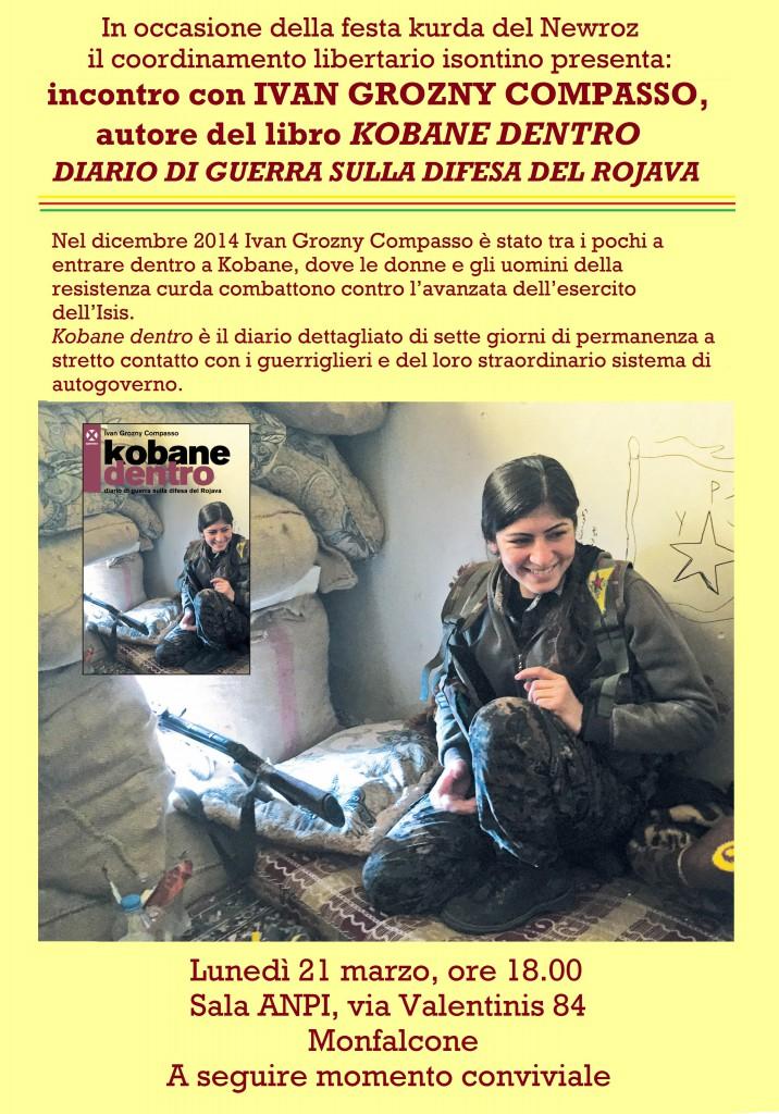 FLYER_LesMots_Kobane